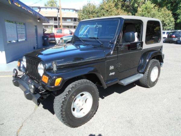 Jeep Wrangler 2003 $10999.00 incacar.com