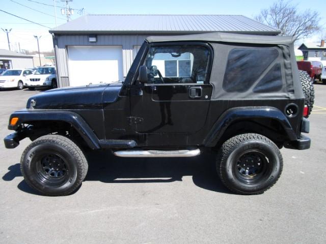 Jeep Wrangler 2003 $12500.00 incacar.com