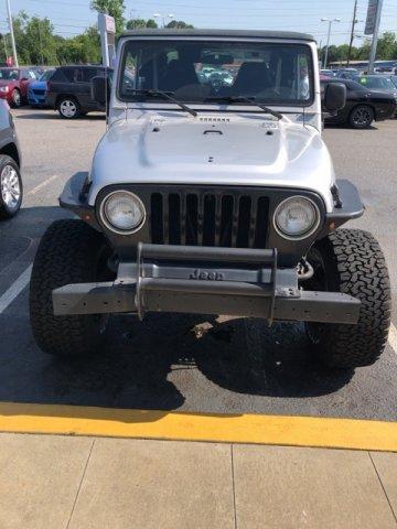 Jeep Wrangler 2003 $8913.00 incacar.com