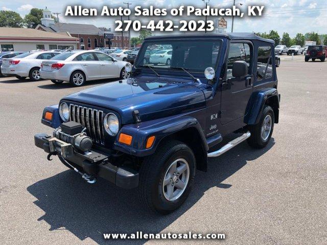 Jeep Wrangler 2003 $10900.00 incacar.com