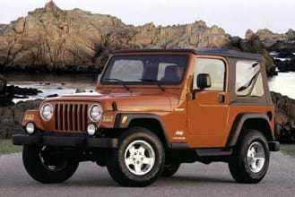 Jeep Wrangler 2003 $59999.00 incacar.com