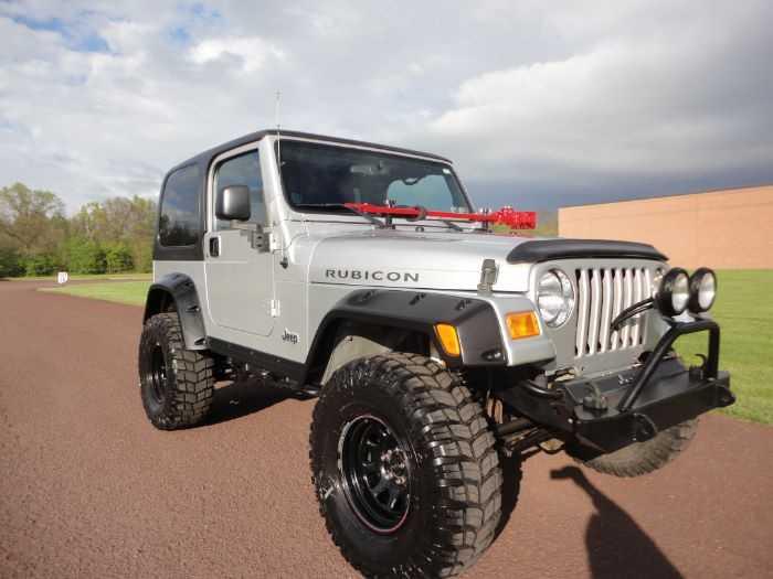 Jeep Wrangler 2004 $19977.00 incacar.com