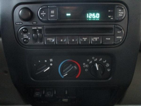 Jeep Wrangler 2004 $14995.00 incacar.com