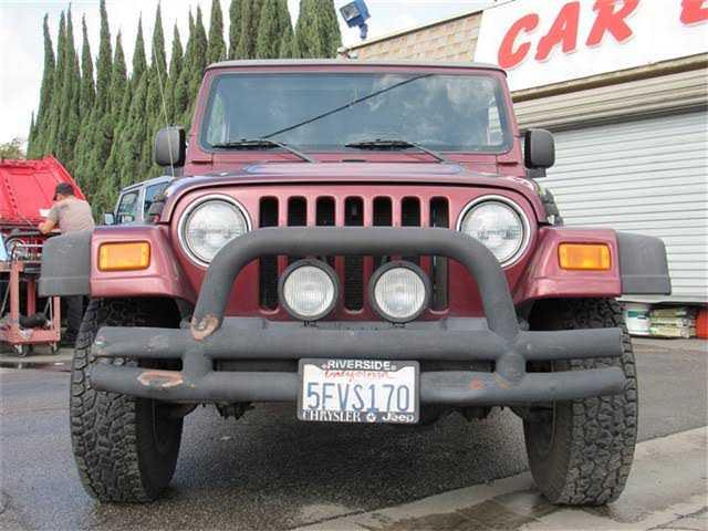 used Jeep Wrangler 2004 vin: 1J4FA59S04P723945