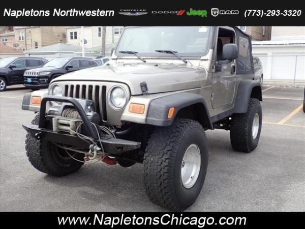 Jeep Wrangler 2004 $15401.00 incacar.com