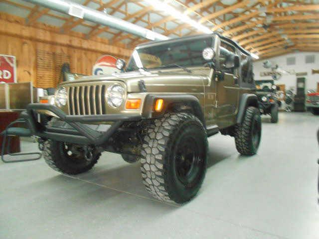 Jeep Wrangler 2004 $15500.00 incacar.com