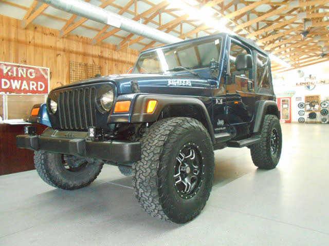 Jeep Wrangler 2004 $12950.00 incacar.com