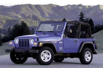 Jeep Wrangler 2004 $13425.00 incacar.com
