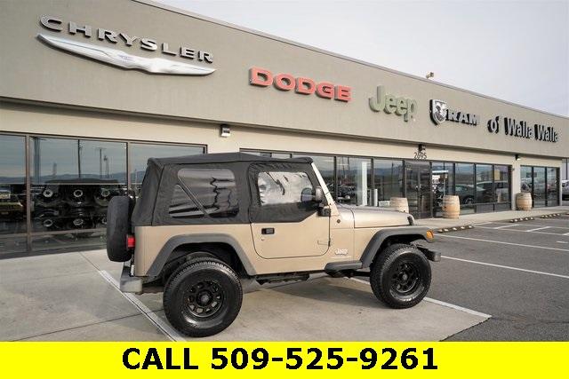Jeep Wrangler 2004 $10999.00 incacar.com