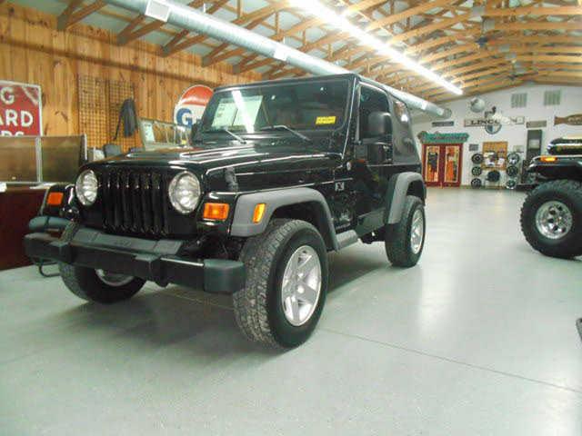 Jeep Wrangler 2005 $10950.00 incacar.com