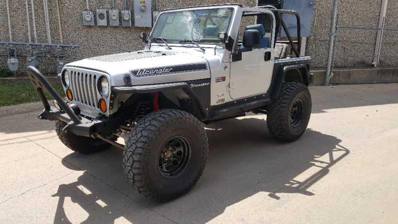Jeep Wrangler 2005 $14890.00 incacar.com