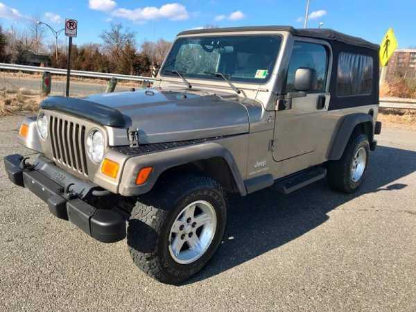 Jeep Wrangler 2006 $6994.00 incacar.com