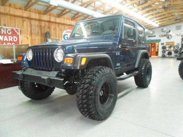 Jeep Wrangler 2006 $12950.00 incacar.com