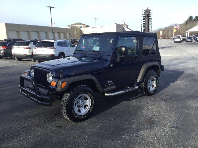 Jeep Wrangler 2006 $12988.00 incacar.com