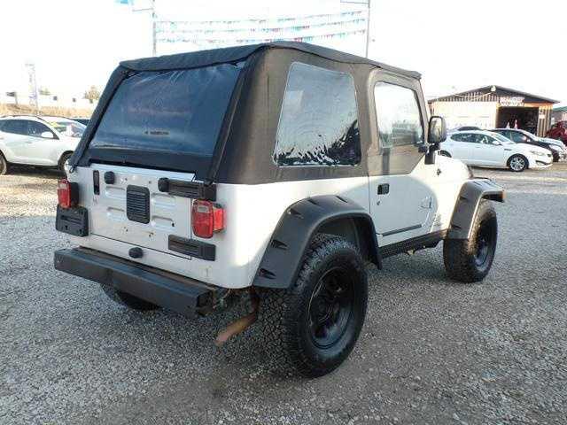 Jeep Wrangler 2006 $9995.00 incacar.com