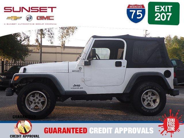 Jeep Wrangler 2006 $14711.00 incacar.com