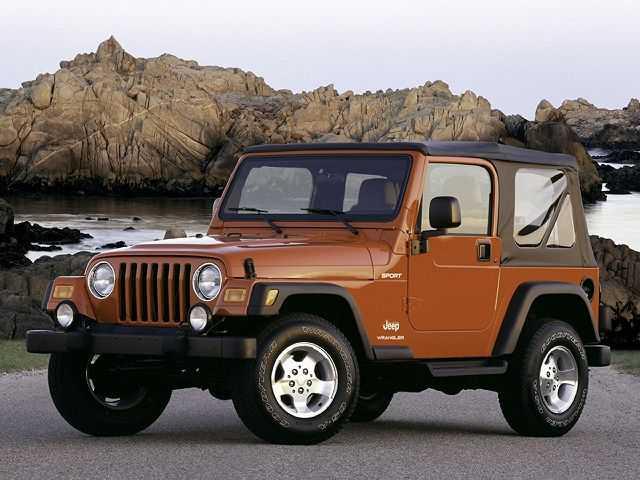 Jeep Wrangler 2006 $12200.00 incacar.com