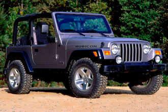 Jeep Wrangler 2006 $16995.00 incacar.com