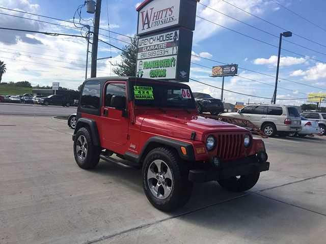 Jeep Wrangler 2006 $9500.00 incacar.com