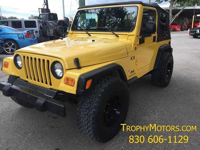 Jeep Wrangler 2006 $15950.00 incacar.com