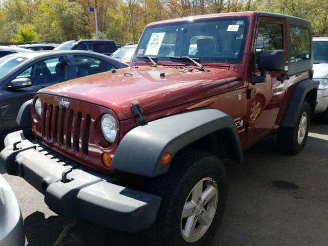 Jeep Wrangler 2007 $12399.00 incacar.com