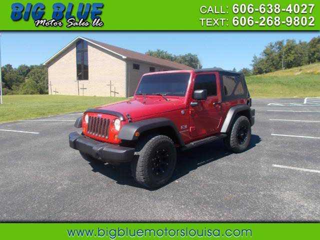 Jeep Wrangler 2007 $8888.00 incacar.com