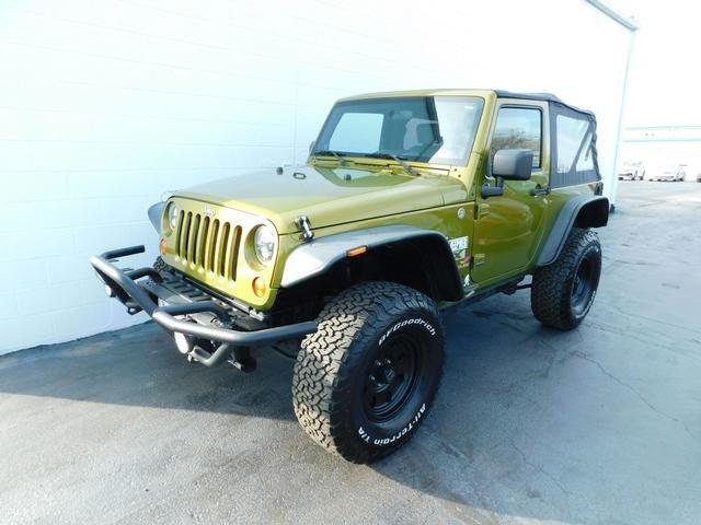 Jeep Wrangler 2007 $11998.00 incacar.com