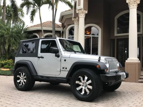 Jeep Wrangler 2007 $19998.00 incacar.com