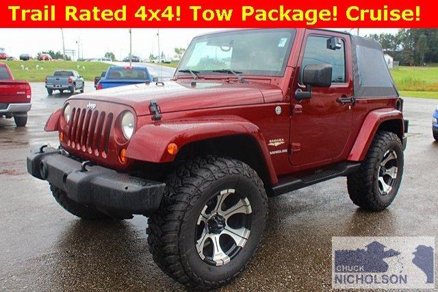Jeep Wrangler 2007 $16988.00 incacar.com