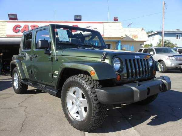 Jeep Wrangler 2007 $11989.00 incacar.com
