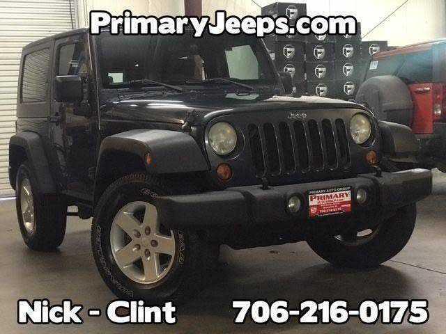 Jeep Wrangler 2007 $15950.00 incacar.com