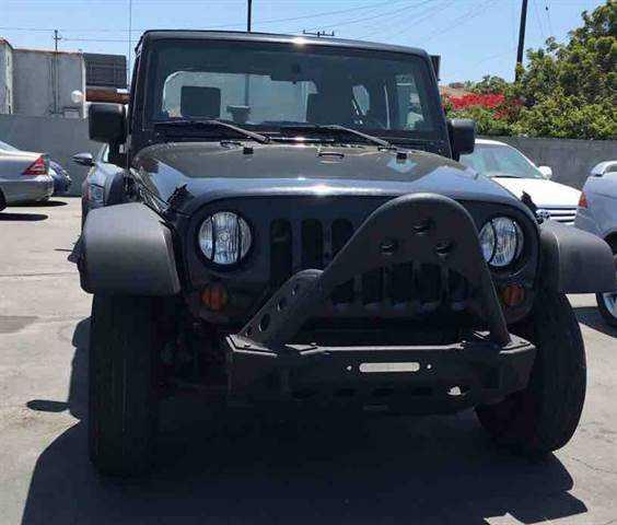 Jeep Wrangler 2008 $15995.00 incacar.com