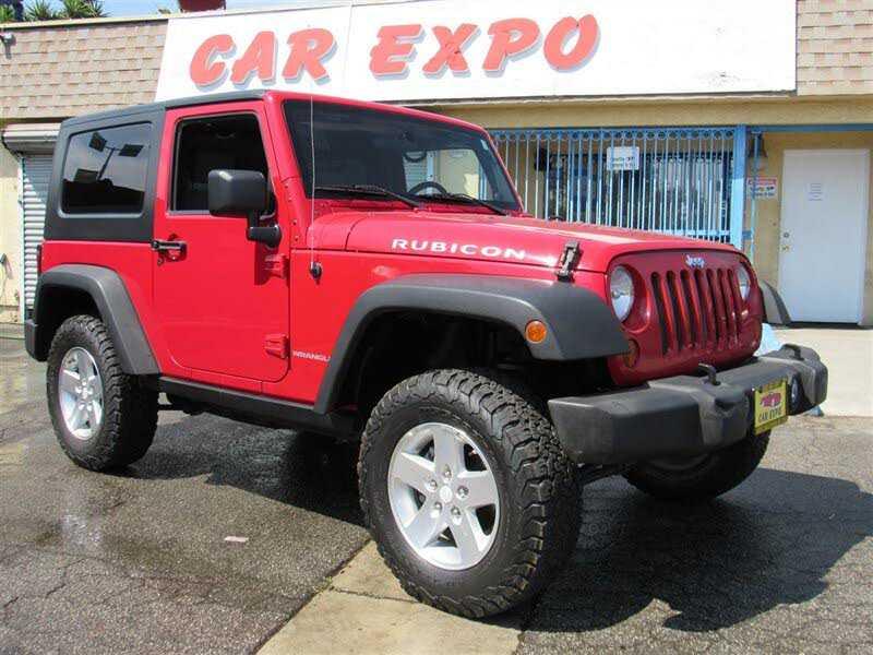 Jeep Wrangler 2008 $18989.00 incacar.com