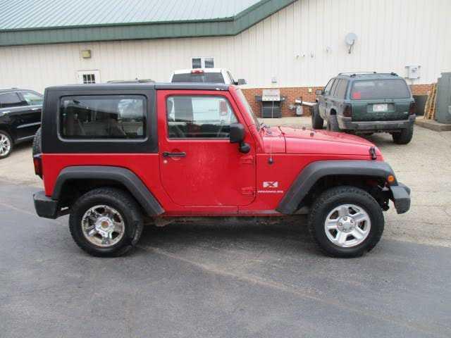 Jeep Wrangler 2008 $10900.00 incacar.com