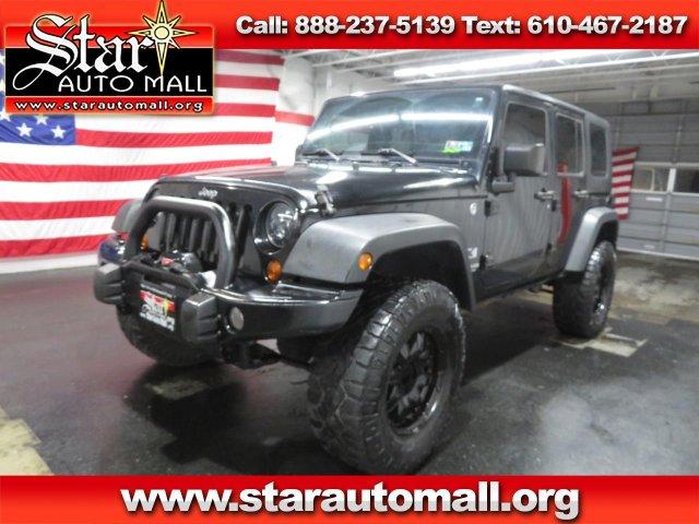 Jeep Wrangler 2008 $16995.00 incacar.com