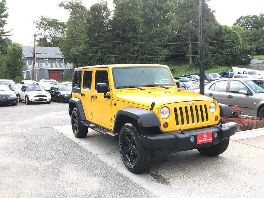 Jeep Wrangler 2008 $14995.00 incacar.com