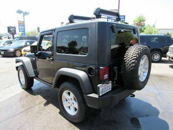 Jeep Wrangler 2008 $16.00 incacar.com