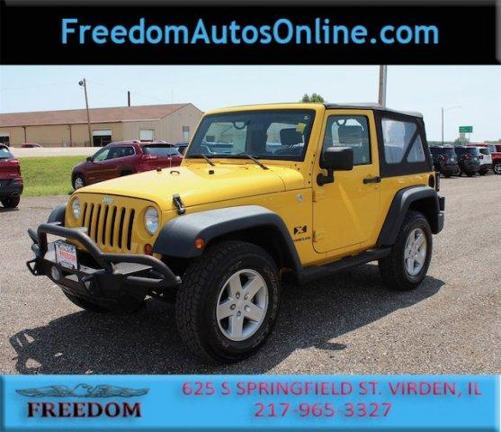 Jeep Wrangler 2008 $16998.00 incacar.com