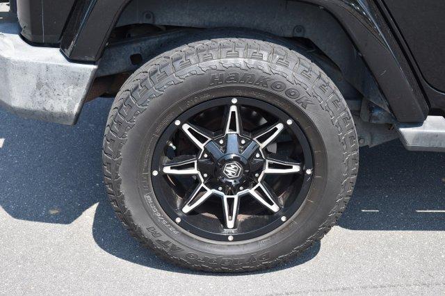used Jeep Wrangler 2008 vin: 1J4GA59188L509519