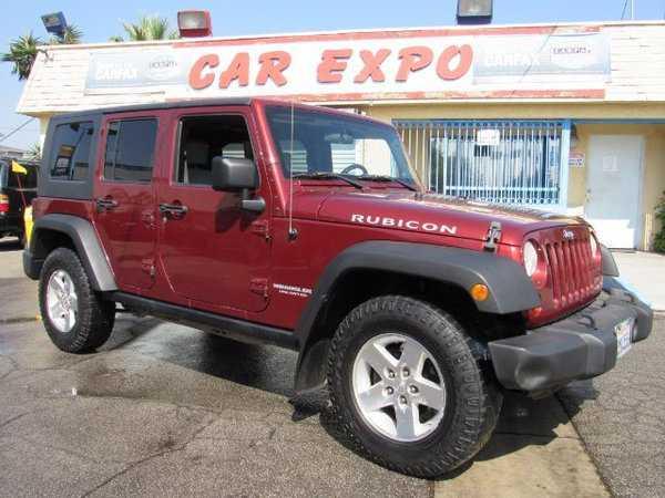 Jeep Wrangler 2008 $16989.00 incacar.com
