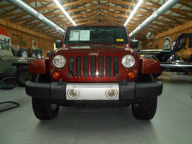 Jeep Wrangler 2009 $18950.00 incacar.com
