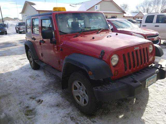Jeep Wrangler 2009 $11495.00 incacar.com