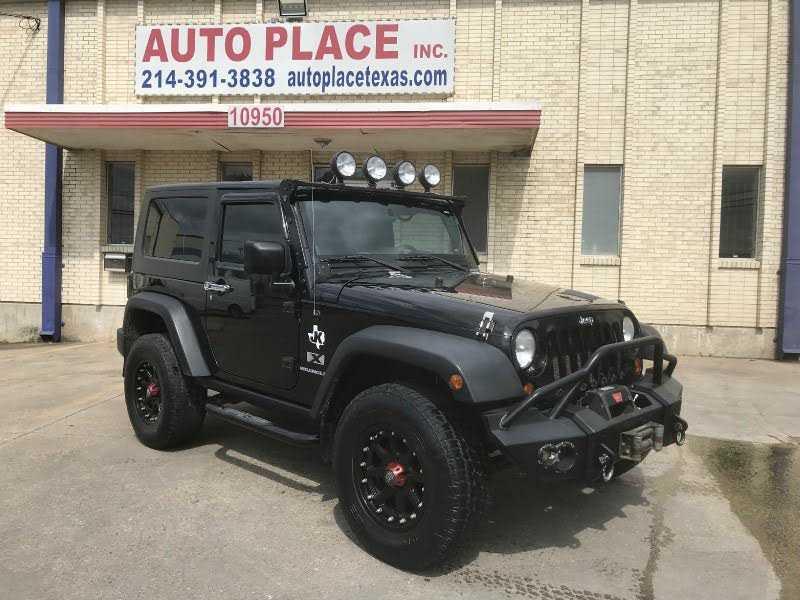 Jeep Wrangler 2009 $9990.00 incacar.com
