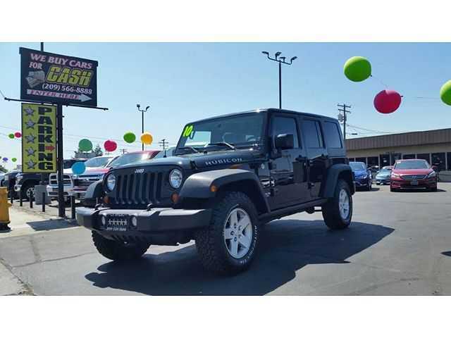 Jeep Wrangler 2010 $28999.00 incacar.com