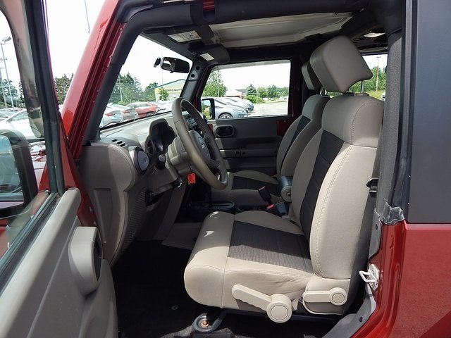Jeep Wrangler 2010 $16650.00 incacar.com