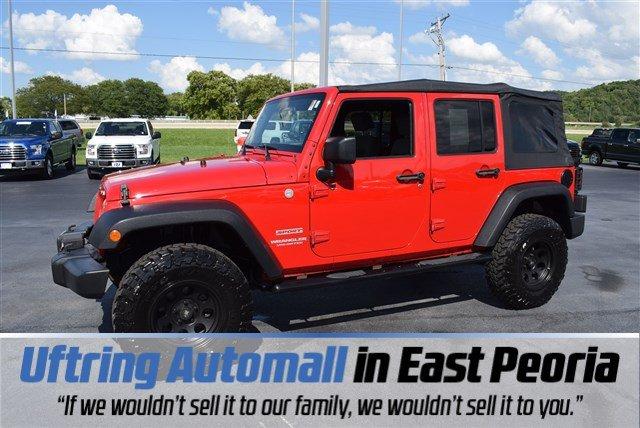 Jeep Wrangler 2010 $19990.00 incacar.com