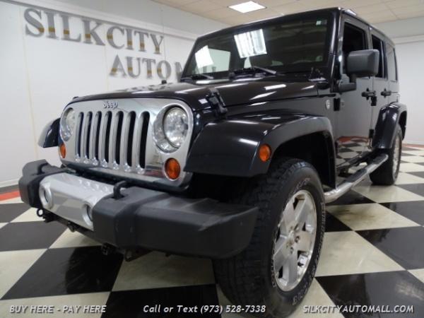 Jeep Wrangler 2010 $14695.00 incacar.com