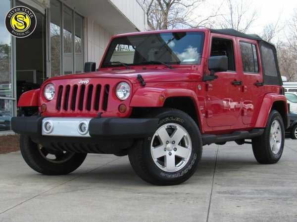 Jeep Wrangler 2010 $11995.00 incacar.com