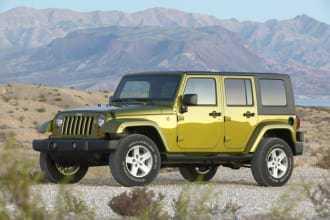 Jeep Wrangler 2010 $19980.00 incacar.com