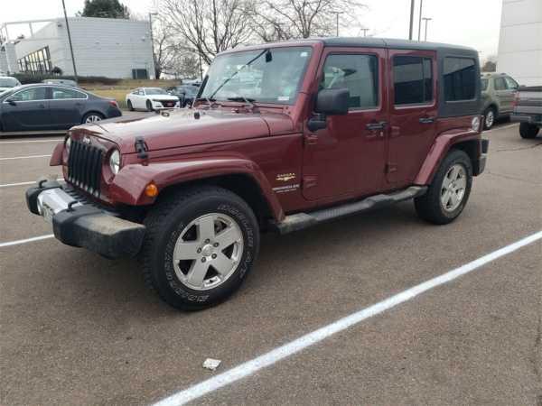 Jeep Wrangler 2010 $18590.00 incacar.com
